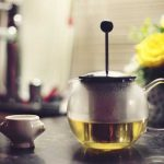 tea kettle using guide