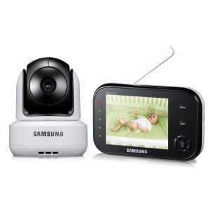 Samsung SEW-3037W SafeVIEW Baby Monitoring System