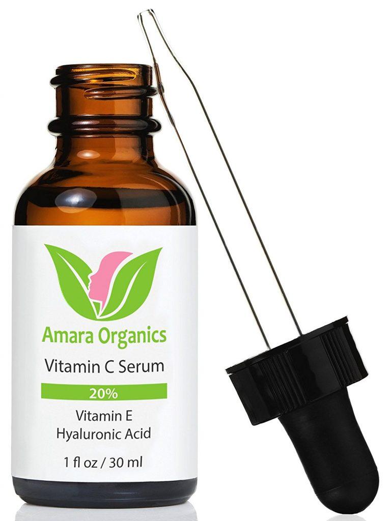 Amara Organics C Serum