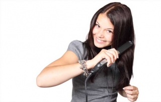 hair straightener brush reviews