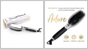 AsaVea MCH Hair Straightening Brush 3.0