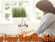 Best Faucet Water Filter Reviews