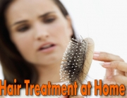 hair treatment at home