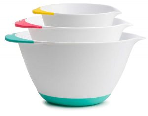 Kukpo Easy Grip Mixing Bowl