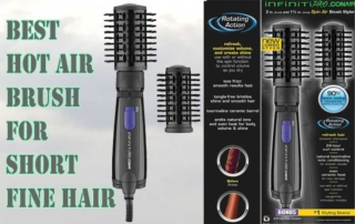 Best Hot Air Brush for Short Fine Hair