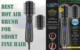 Best Hot Air Brush for Short Fine Hair