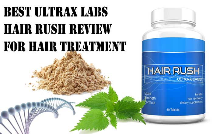 Ultrax Labs Hair Rush