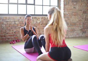 exercises for slim waist and flat tummy