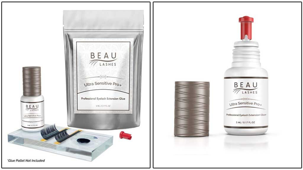 BEAU LASHES Ultra Sensitive Pro+ Professional Eyelash Extension Glue