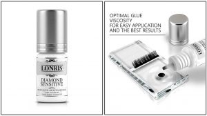 LONRIS DIAMOND SENSITIVE Premium Eyelash Extension Glue