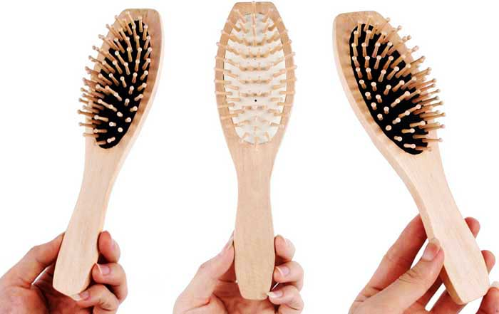 Wooden Brush for Hair
