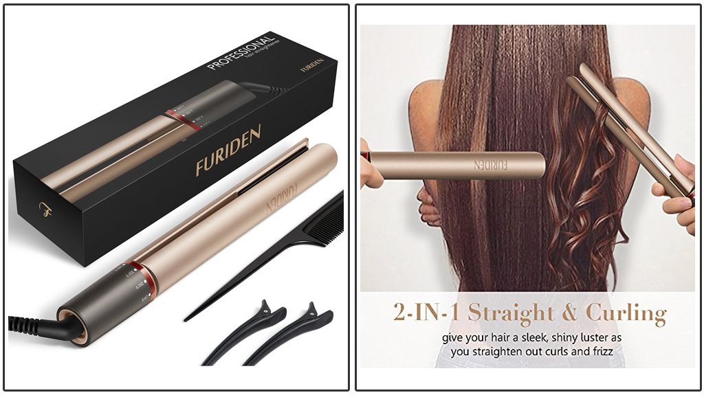 Furiden Revolutionary One Step Straightener