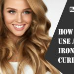 How To Use A Flat Iron To Curl Hair