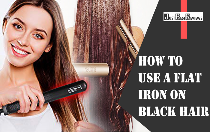 How-to-use-a-Flat-iron-on-B