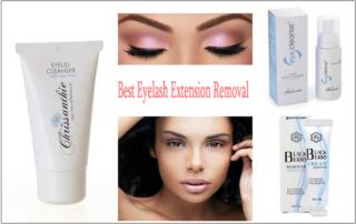 Best Eyelash Extension Removal