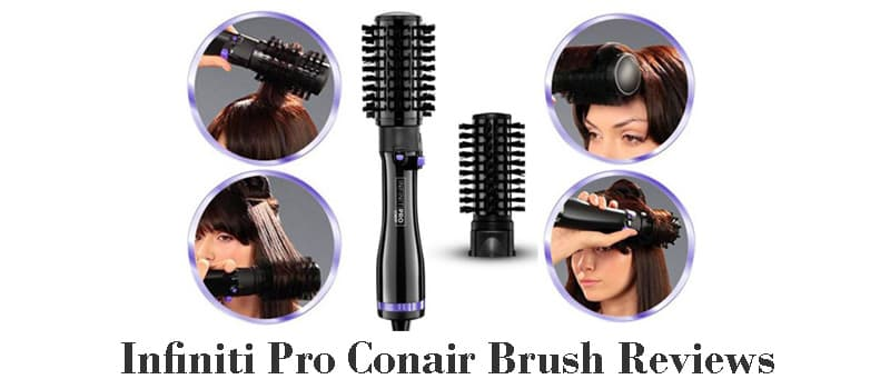 Infiniti Pro Conair Brush Reviews