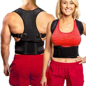 Back Brace Posture Corrector – Best Fully Adjustable Support Brace