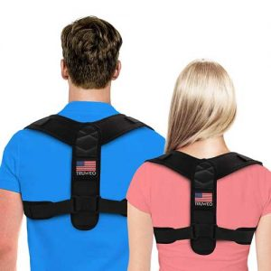 Posture Corrector For Men And Women – USA Patented Design