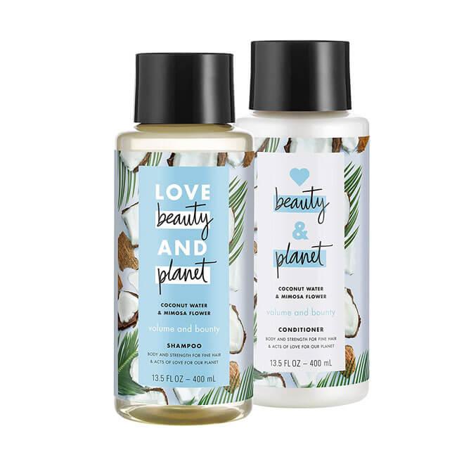 Love Beauty And Planet Volumizing Shampoo