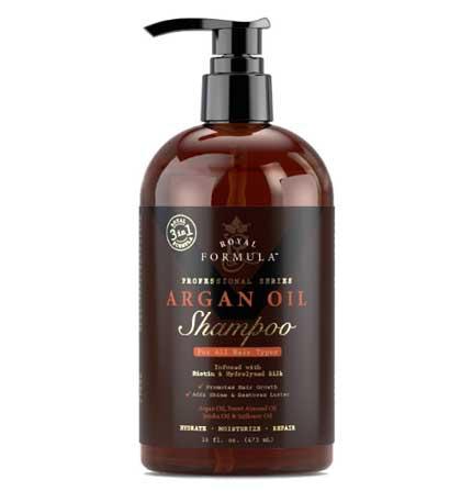 ROYAL FORMULA - Moroccan Argan Oil Shampoo