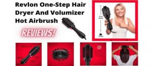Revlon One-Step Hair Dryer And Volumizer Reviews In 2021